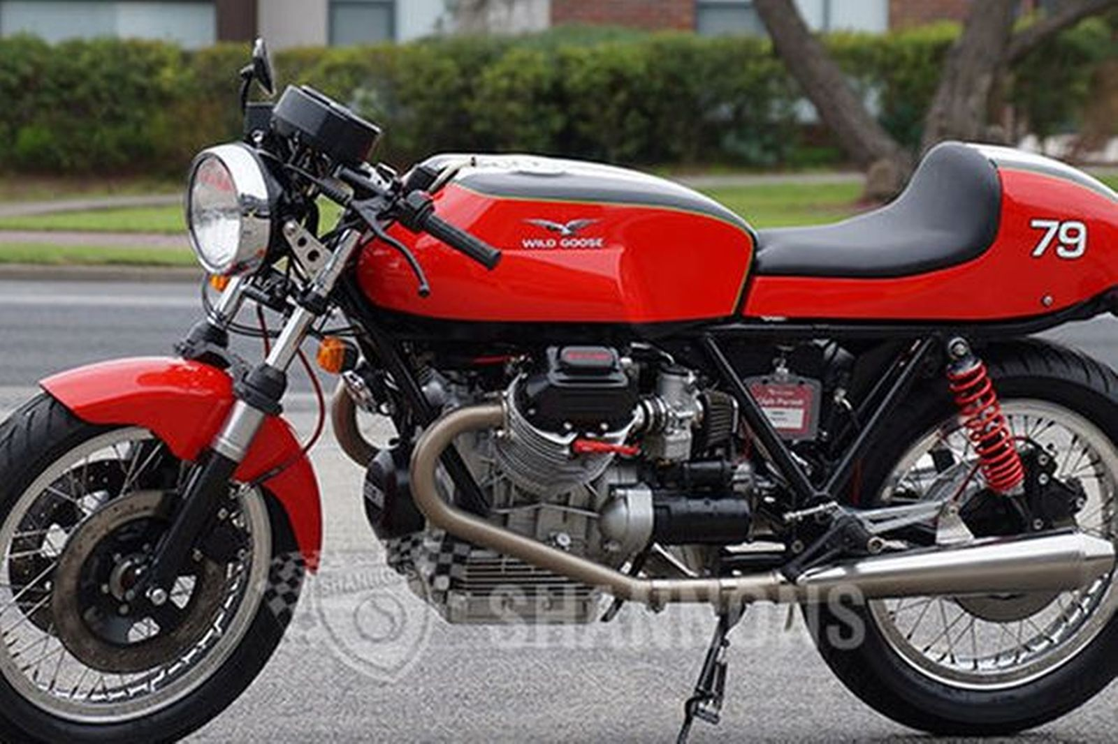 moto guzzi g5 1000cc cafe racer motorcycle auctions lot 11 shannons. Black Bedroom Furniture Sets. Home Design Ideas