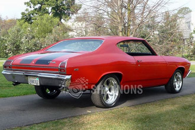 Chevrolet Chevelle 'SS Clone' Coupe (LHD)