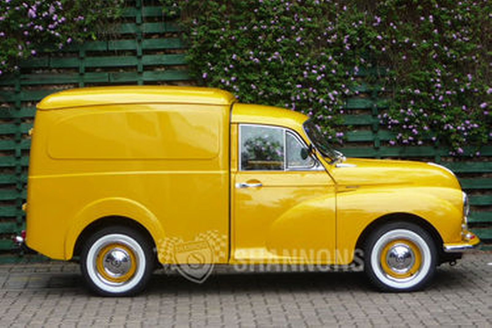 """Sold: Morris Minor """"Modified"""" Panelvan Auctions - Lot 2 ..."""