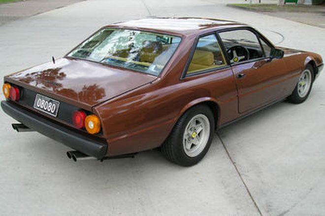 Ferrari 400A Coupe