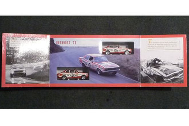 Model Cars - 10 Holden + GTR XU-1 Bathurst 1972 Boxed Set Mix of Trax and Auto Art (1:43 scale)