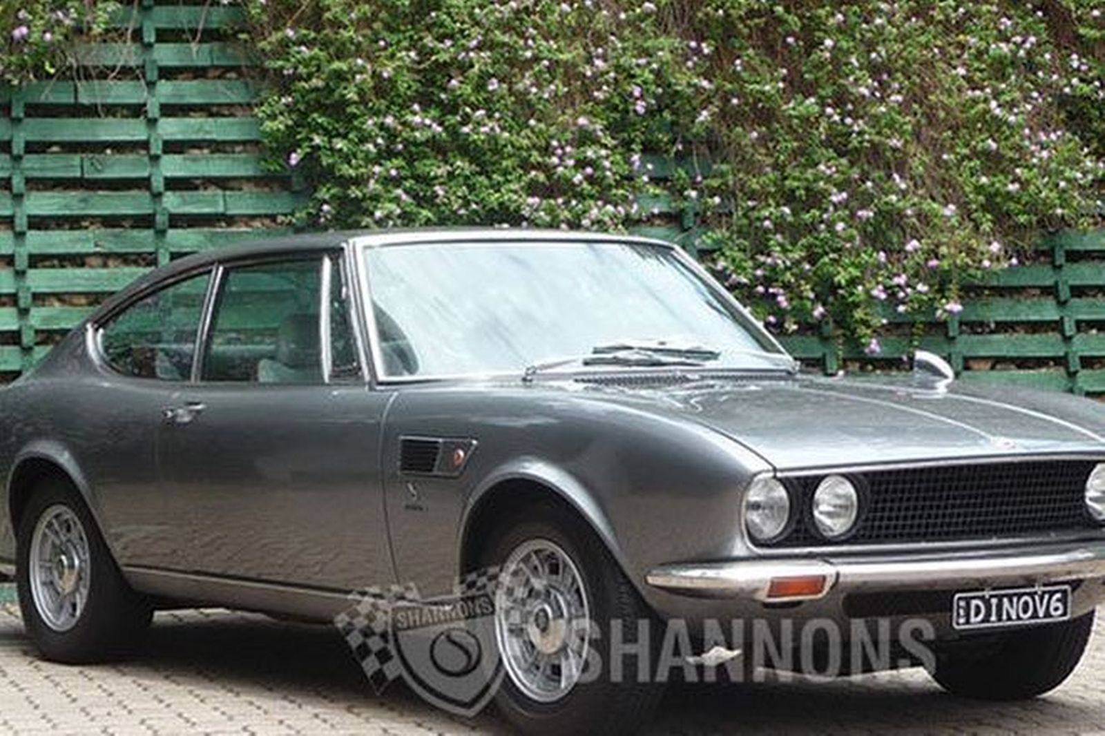 sold fiat dino 2400 coupe lhd auctions lot 18 shannons. Black Bedroom Furniture Sets. Home Design Ideas