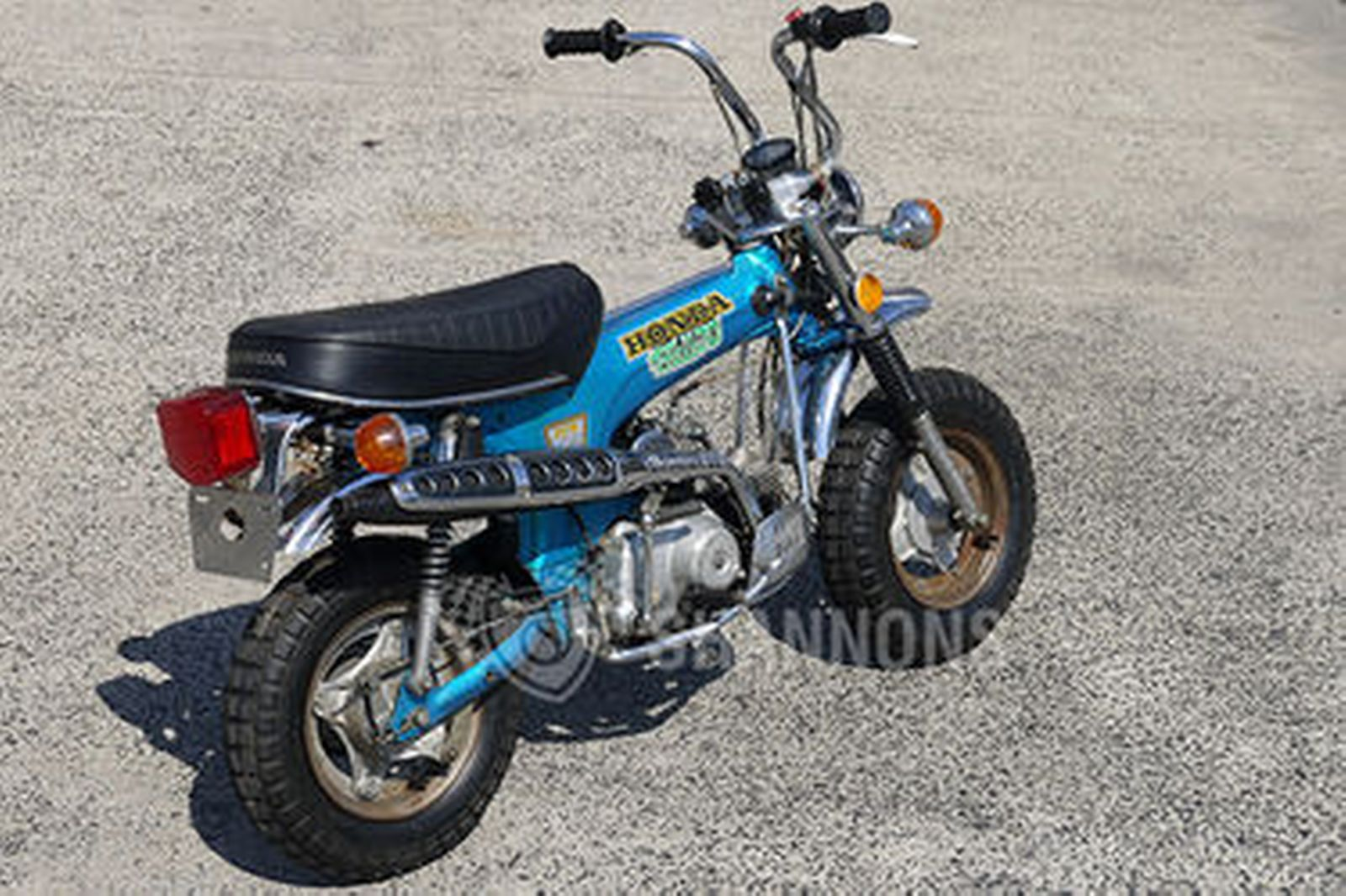 Other Bikes 1974 Ct70