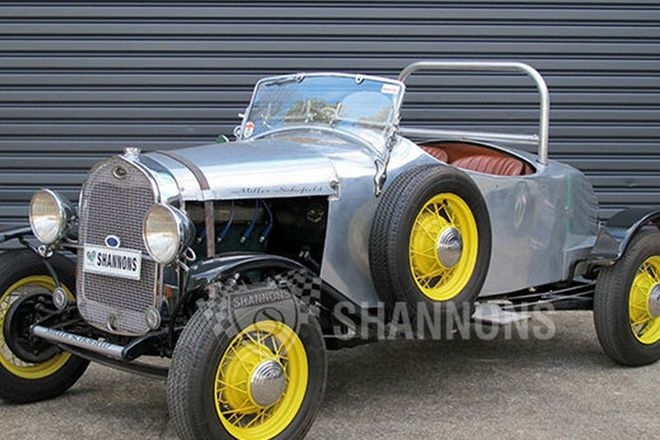 Ford Model A (Miller Schofield Special)