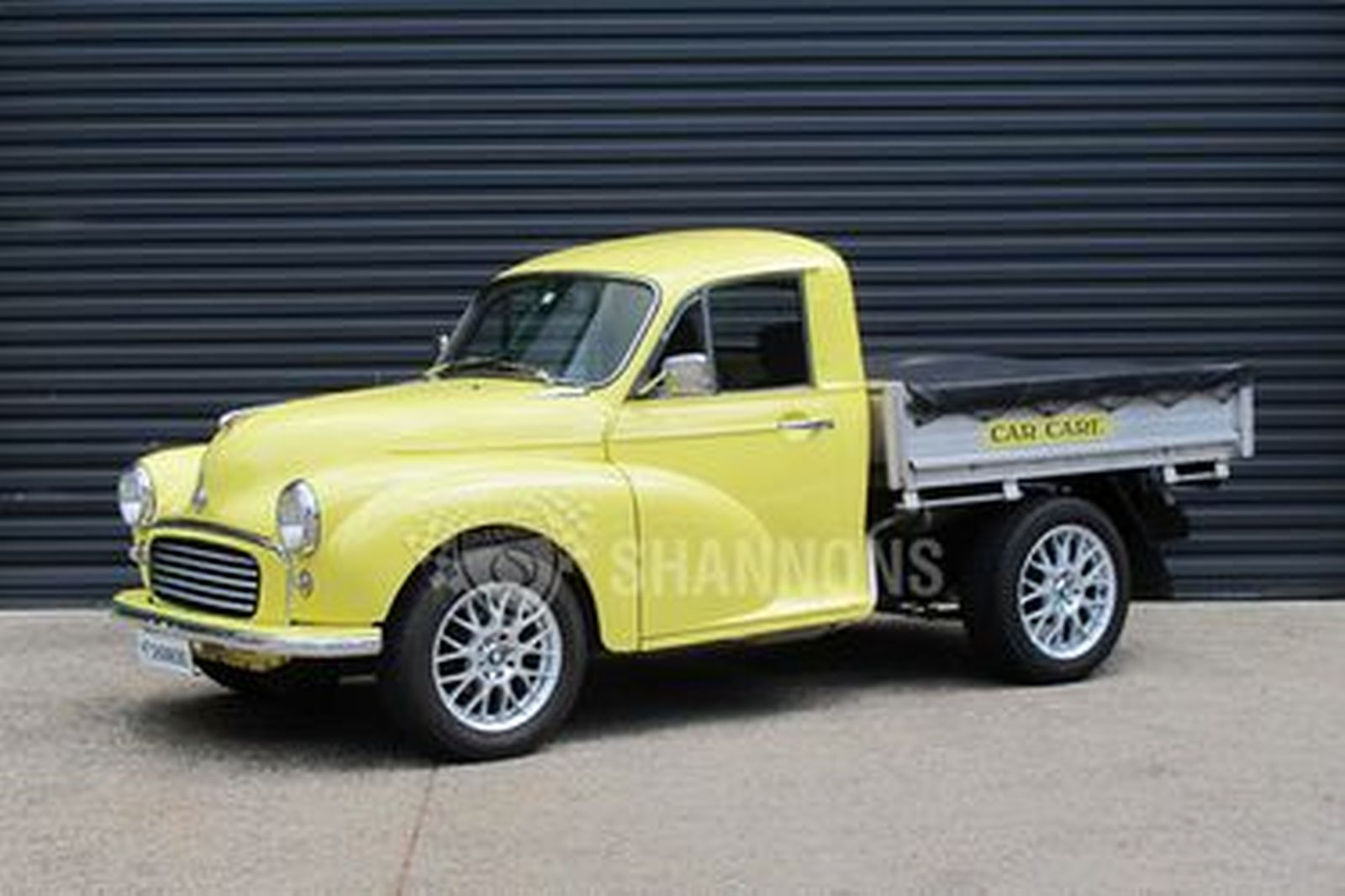71f2ffa6ca Sold  Morris Minor Utility (Modified) Auctions - Lot 2 - Shannons