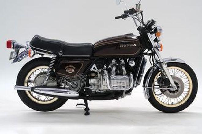 Honda GL1000 Goldwing Motorcycle