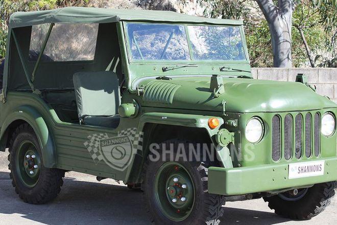Austin Champ 'Military Jeep'