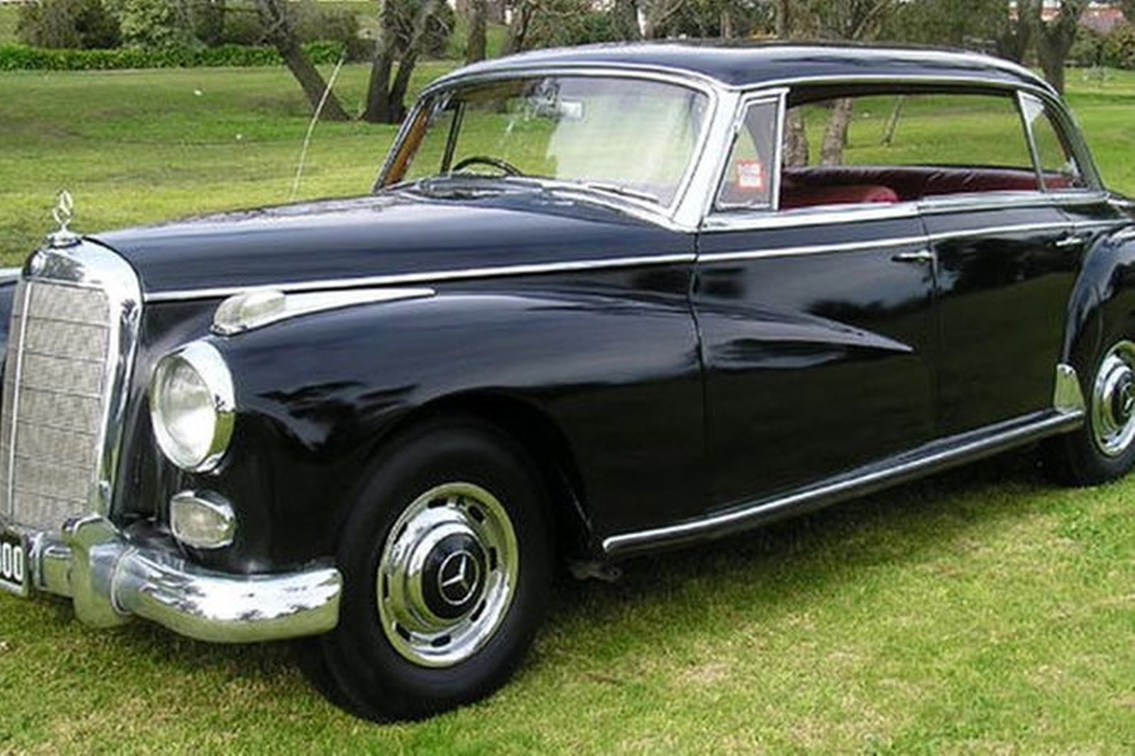 sold mercedes benz 300d saloon auctions lot 39 shannons. Black Bedroom Furniture Sets. Home Design Ideas