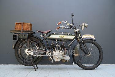 Abingdon 'King Dick' 794cc Motorcycle