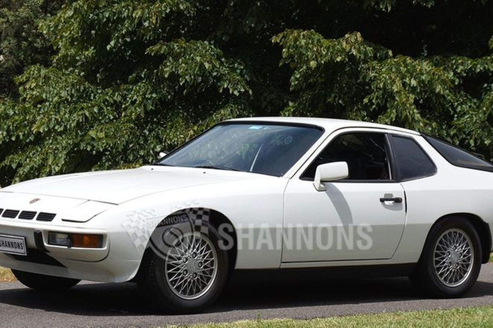 sold porsche 924 turbo coupe auctions lot 29 shannons. Black Bedroom Furniture Sets. Home Design Ideas