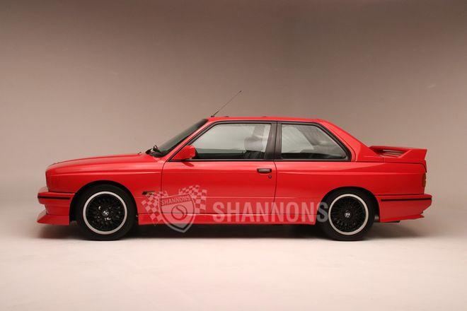 BMW E30 M3 Evolution II