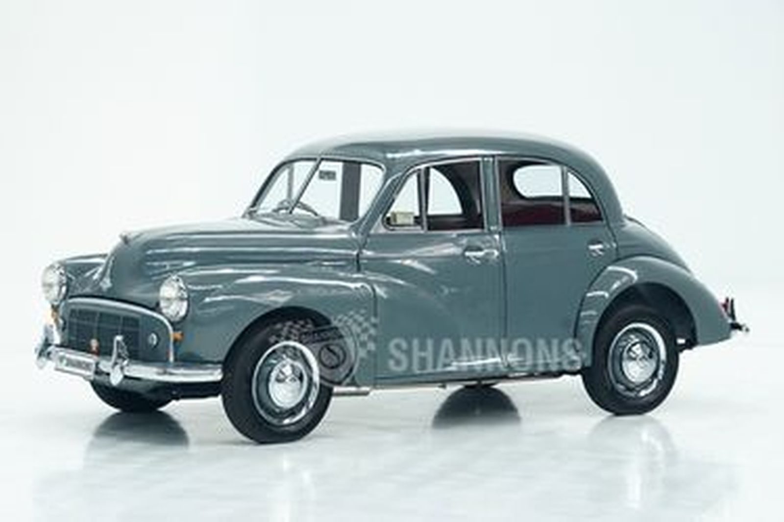 7d4ae45289 Sold  Morris Minor Series 2 Saloon Auctions - Lot 25 - Shannons