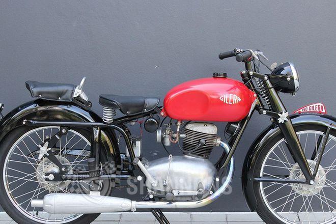 Gilera 150cc Sport Motorcycle