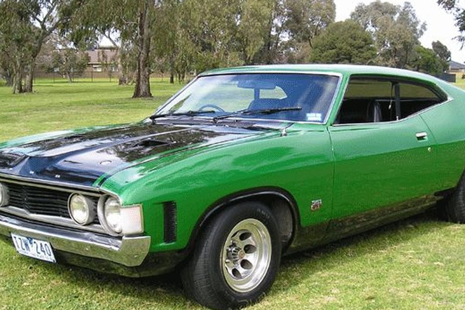 Sold Ford Falcon Xa Gt Coupe Auctions Lot 39 Shannons