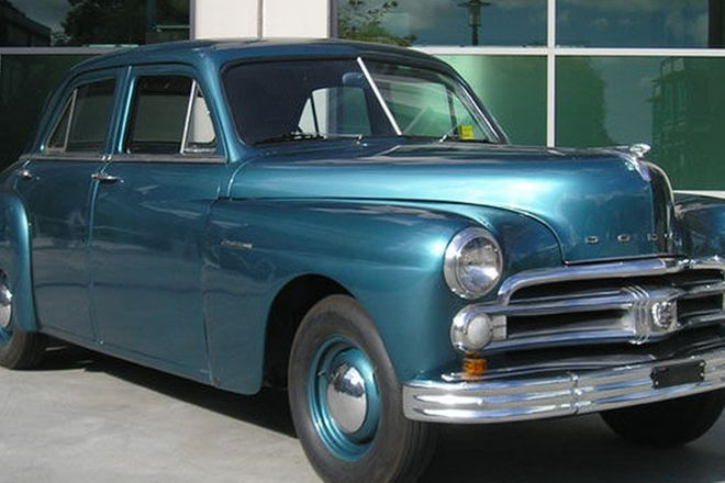Dodge Kingsway Sedan