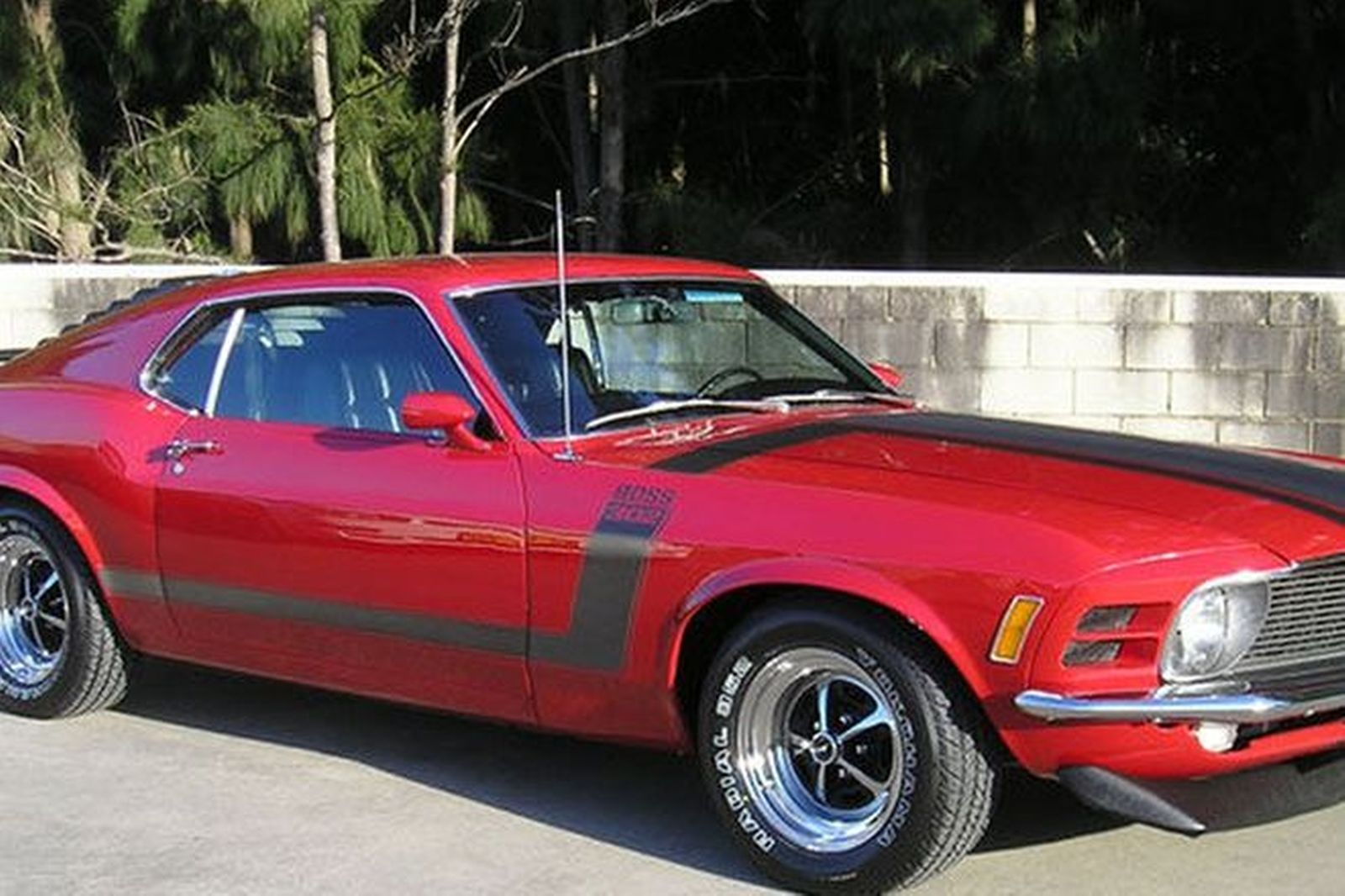 ford mustang boss 302 fastback lhd auctions lot 30 shannons. Black Bedroom Furniture Sets. Home Design Ideas