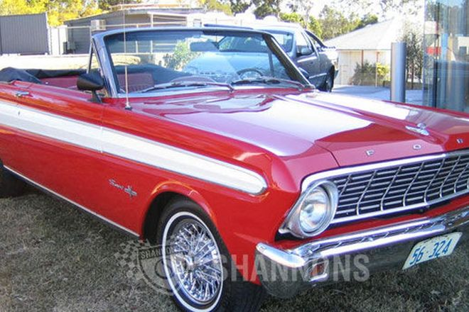 Ford Falcon Sprint V8 Convertible (LHD)