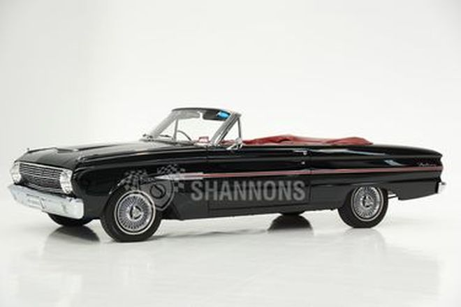 Ford Futura Convertible (RHD)