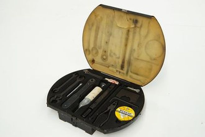Tool Kit - Jaguar Mk2 In-Wheel Complete Tool Kit - From the 'Ian Cummins Collection'