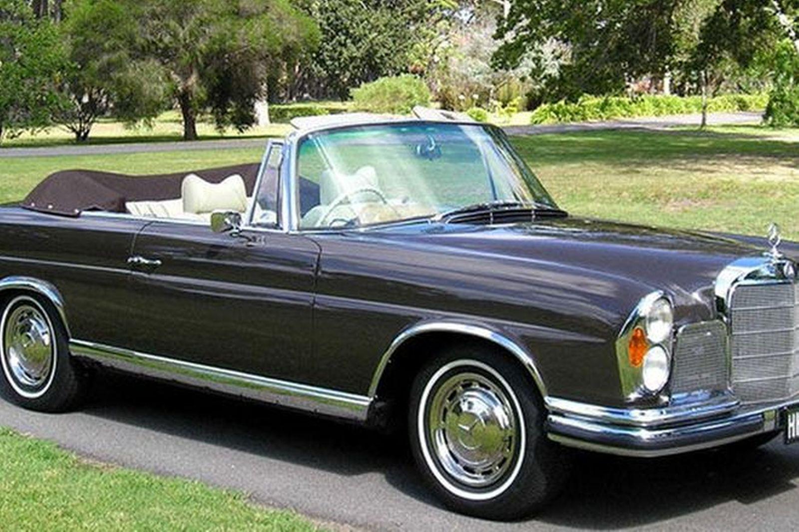 sold mercedes benz 220se cabriolet auctions   lot 42   shannons