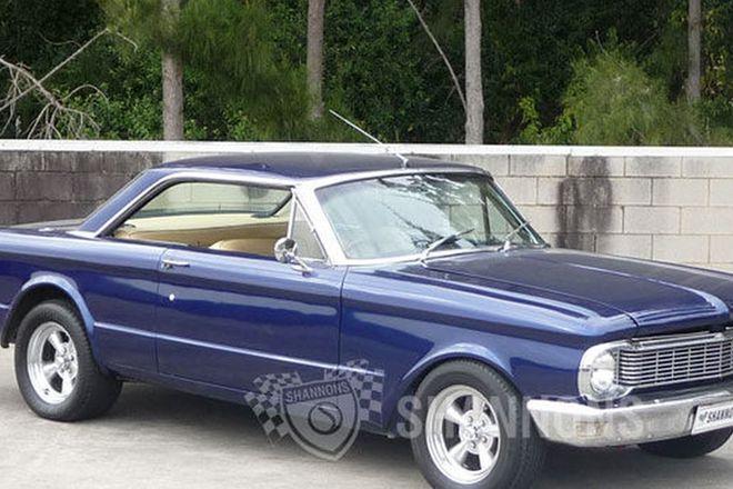 Ford XP Falcon V8 Coupe (Modified)