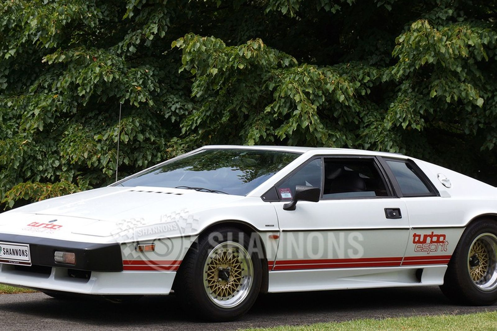 Sold Lotus Esprit Turbo Coupe Auctions Lot 20 Shannons
