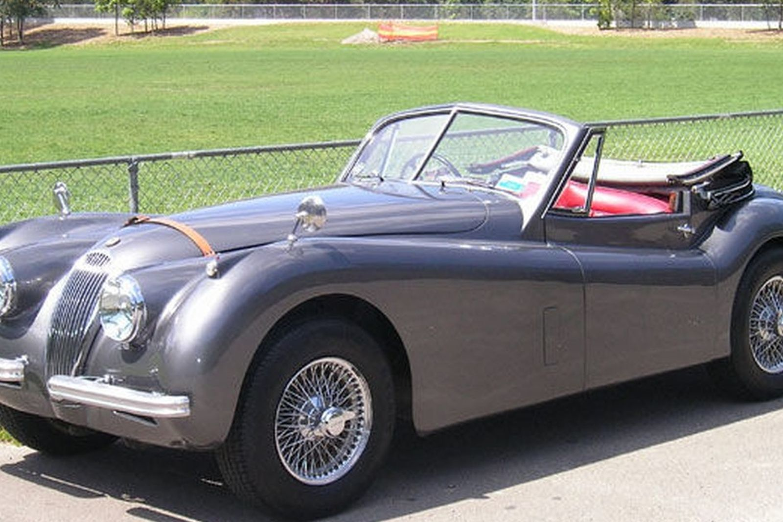 sold jaguar xk120 drophead coupe auctions lot 7 shannons. Black Bedroom Furniture Sets. Home Design Ideas