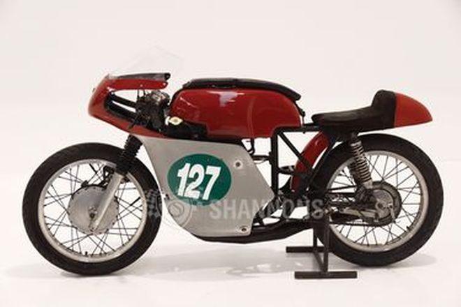Bultaco TSS 250cc Race Motorcycle
