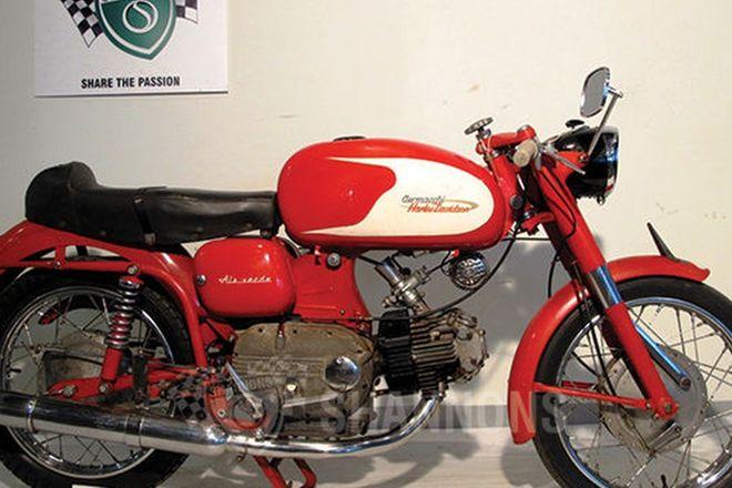 Aermacchi Ala Verde 250cc 'Café Racer' Motorcycle