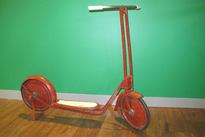 Childs Scooter - c1930's Cyclops Scooter