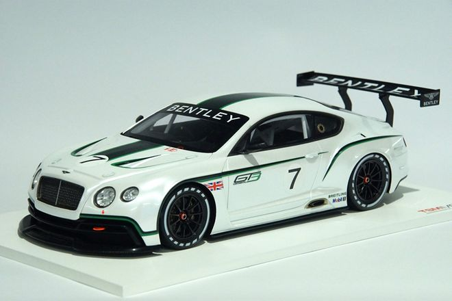 1:18 Scale Bentley Continental GT3 Concept Car