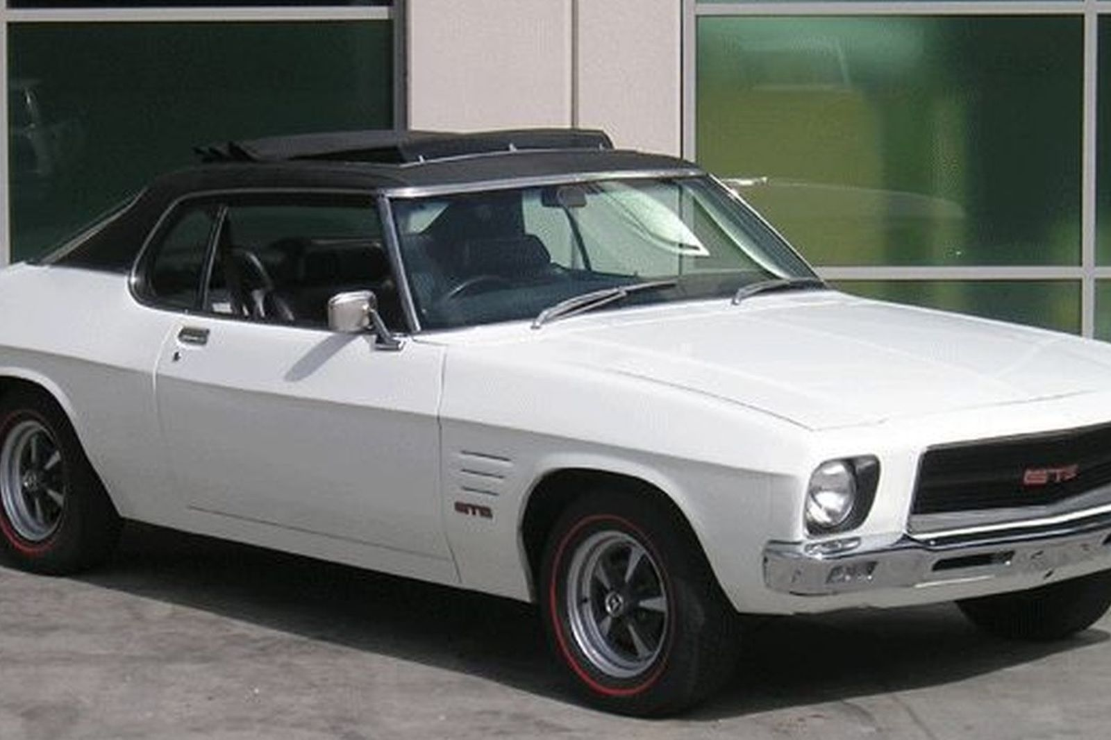 Holden HQ Monaro 308 Coupe