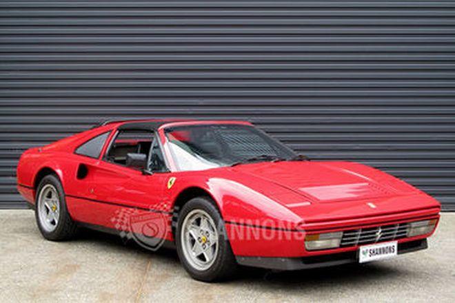Ferrari 328 GTS 'Targa' Coupe