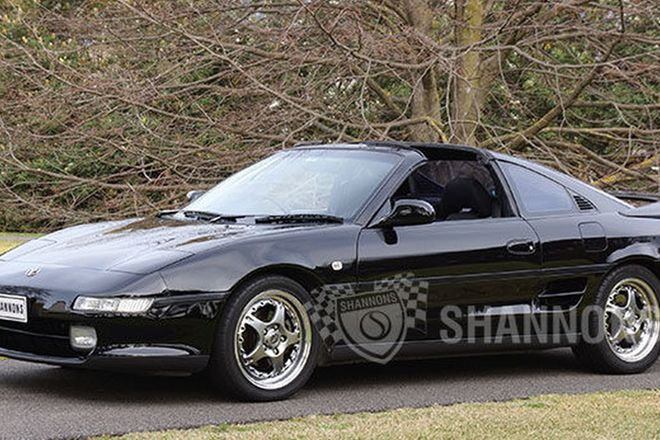 Toyota MR2 Targa Coupe  (Charity Lot - Whitelion)