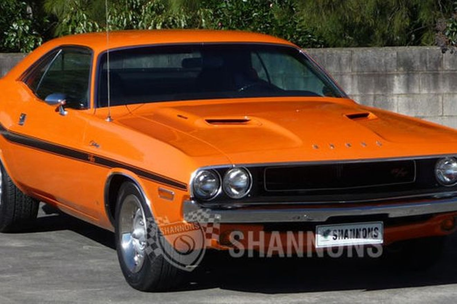 sold dodge challenger r t 440 coupe replica lhd auctions lot 10 shannons. Black Bedroom Furniture Sets. Home Design Ideas