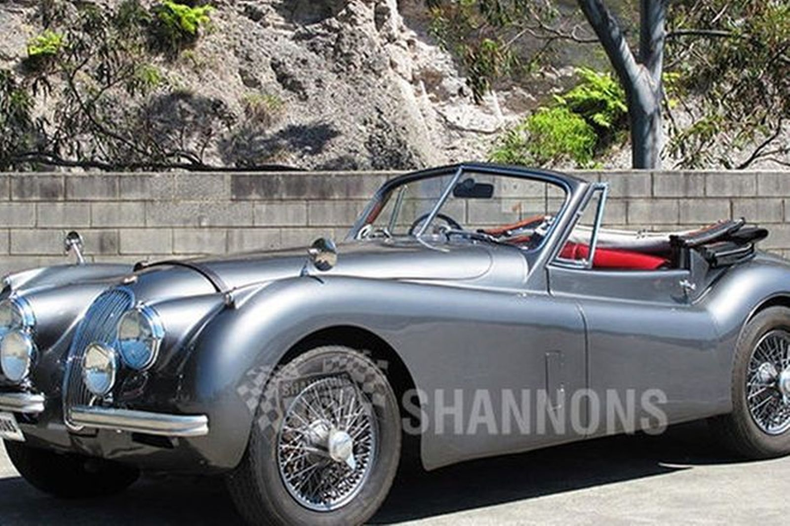 sold jaguar xk120 drophead coupe auctions lot 11 shannons. Black Bedroom Furniture Sets. Home Design Ideas