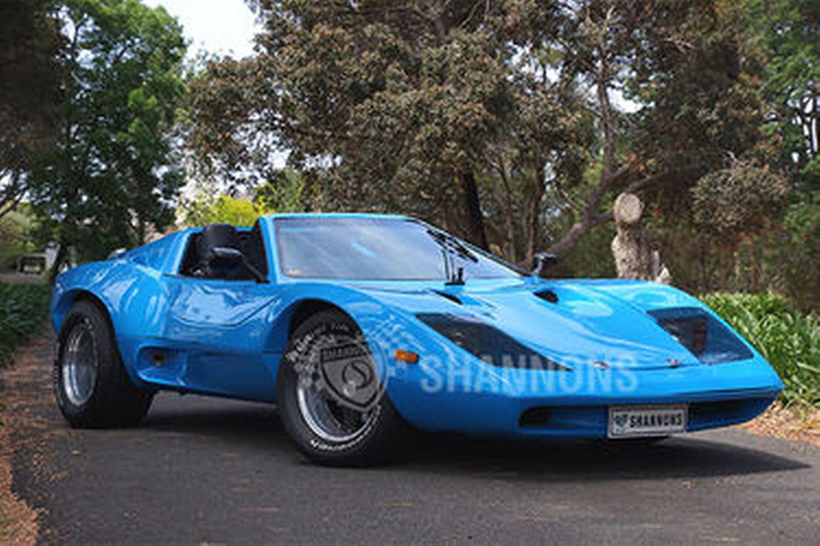 Sold Purvis Eureka Targa Coupe Auctions Lot 37 Shannons