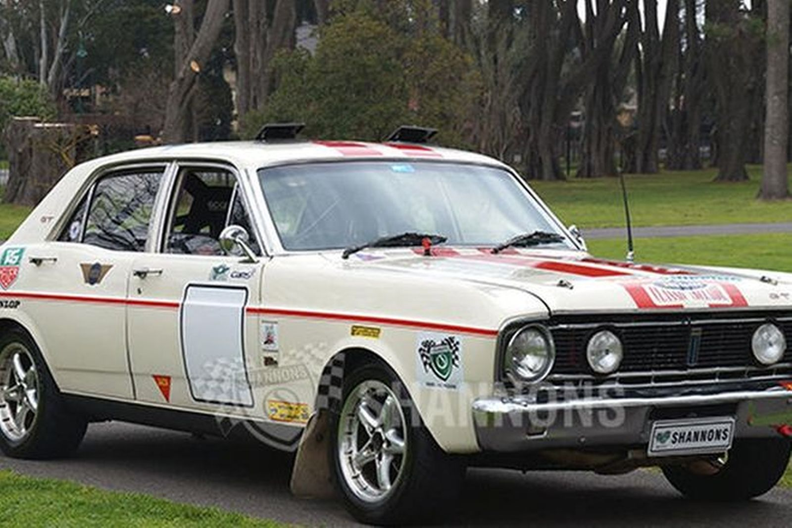 Ford XT Falcon 'Rally Prepared' Sedan Auctions - Lot 17 - Shannons