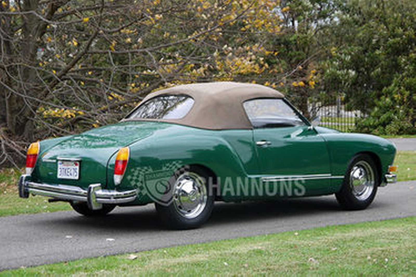Sold: Volkswagen Karmann Ghia Convertible (LHD) Auctions - Lot 9 - Shannons