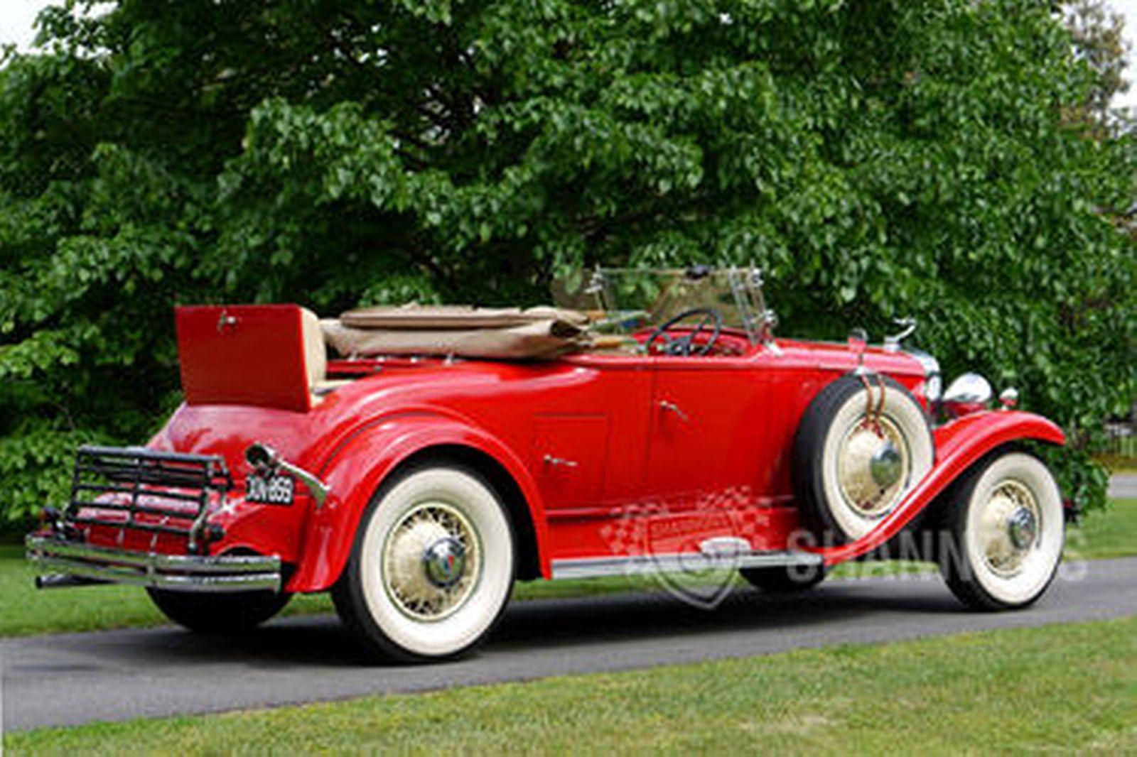 Cadillac La Salle Roadster