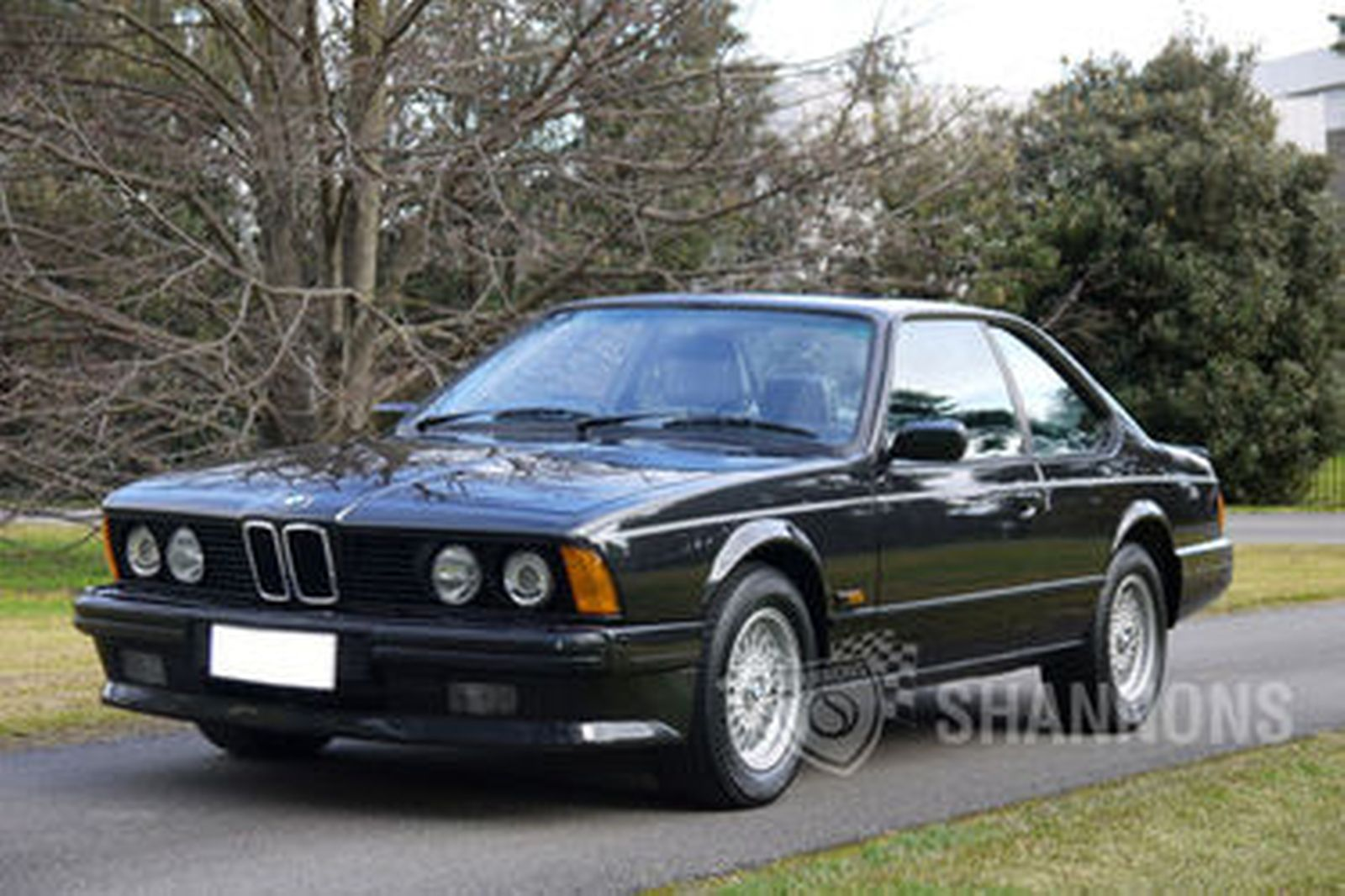 Sold Bmw 635csi Shadowline Coupe Auctions Lot 2