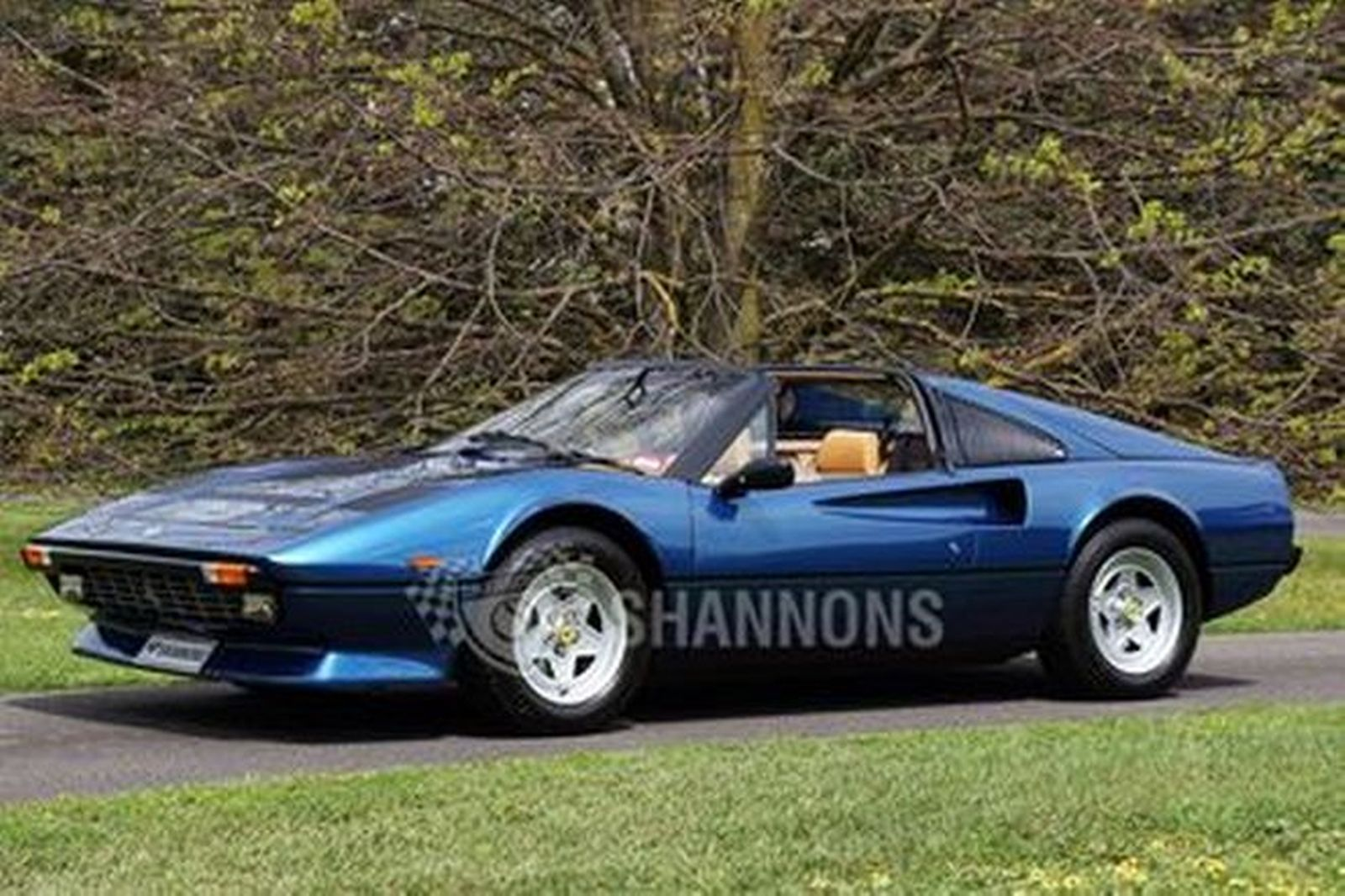 sold ferrari 308 gtsi quattrovalvole 39 targa 39 coupe auctions lot 38 shannons. Black Bedroom Furniture Sets. Home Design Ideas