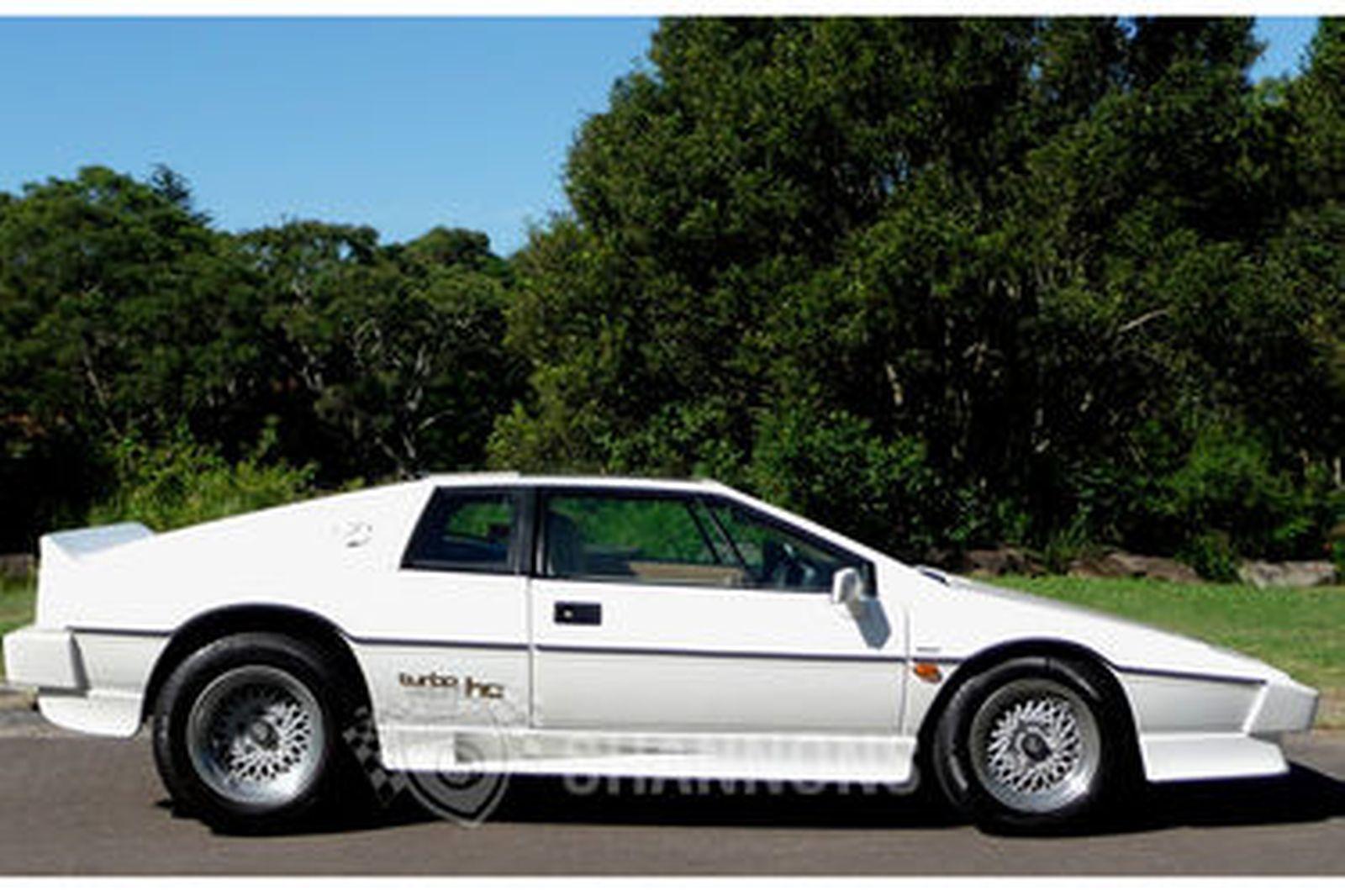 Lotus Esprit Turbo Hc Coupe on Lotus Esprit 4 Cylinder Engine