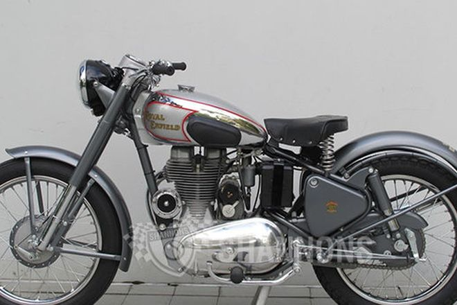 Royal Enfield Bullet 350cc Motorcycle