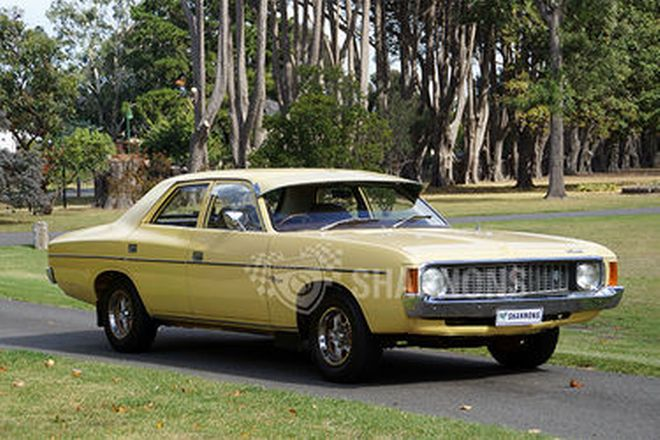Chrysler Valiant VJ Sedan