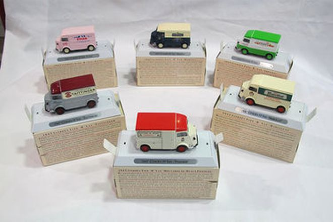 Model Cars Assorted X 35 - Matchbox All Limited Editions (scale varied)