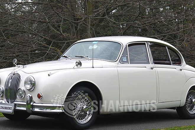Jaguar Mk 2 3.8 'Manual' Saloon