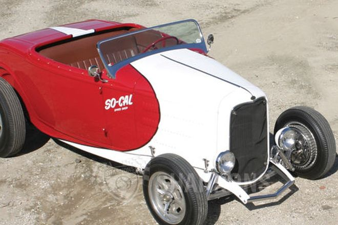 Ford So-Cal Roadster