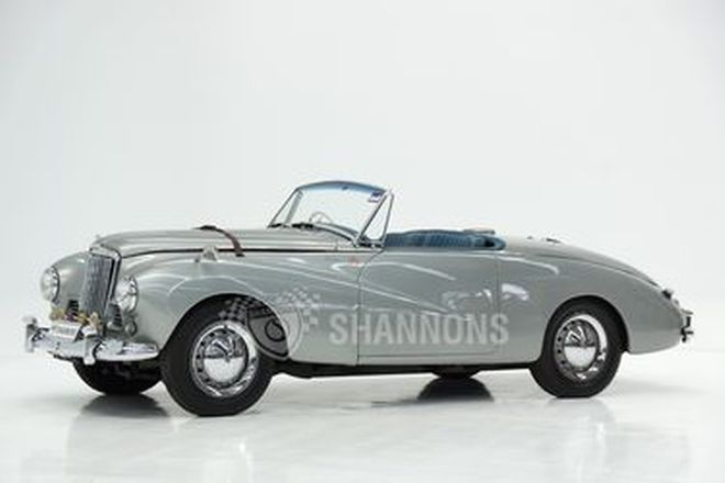 Sunbeam Alpine Roadster - From the 'Ian Cummins Collection'