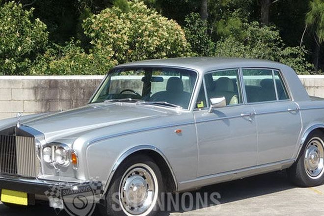 Rolls-Royce Silver Shadow II Saloon